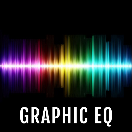 Stereo Graphic EQ AUv3 Plugin