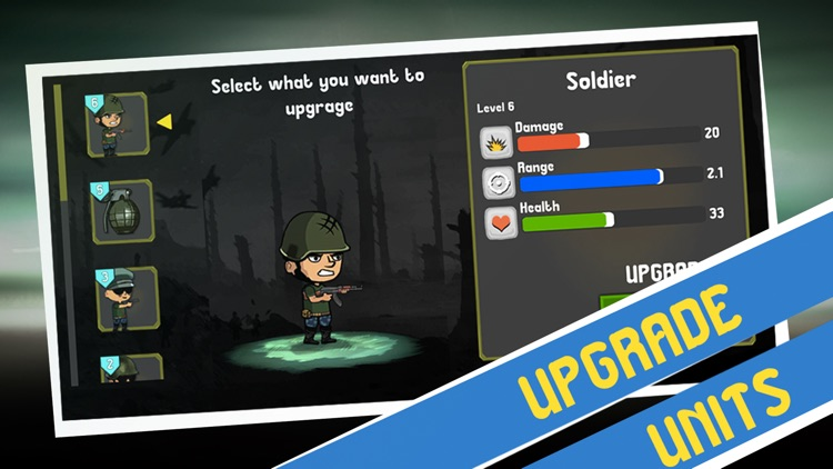 War Troops: Military Strategy screenshot-4