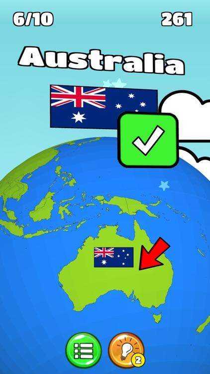 Geography Quiz! screenshot-5