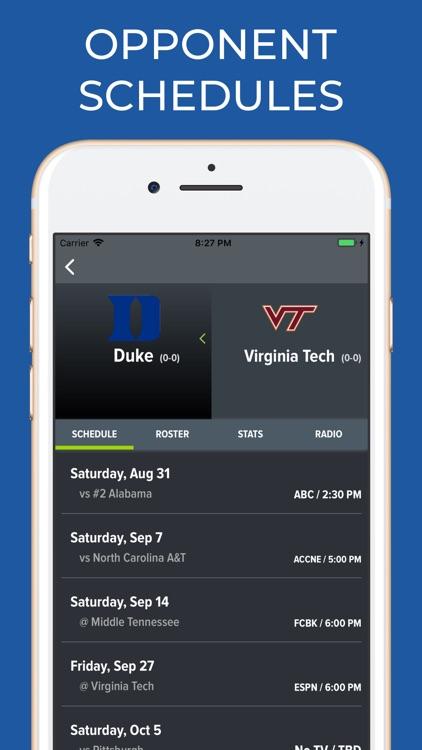 Virginia Tech Football screenshot-6