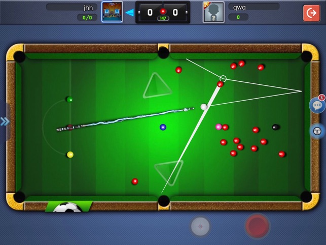 ‎Snooker World Screenshot