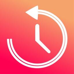 uWorld - World clock, Widget,