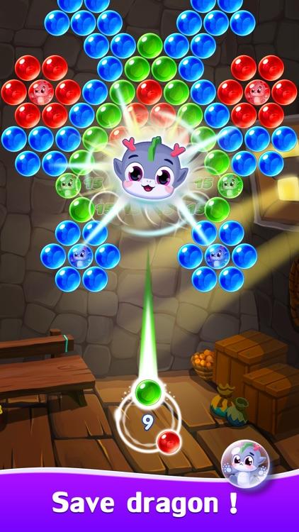 Bubble Shooter Legend screenshot-3