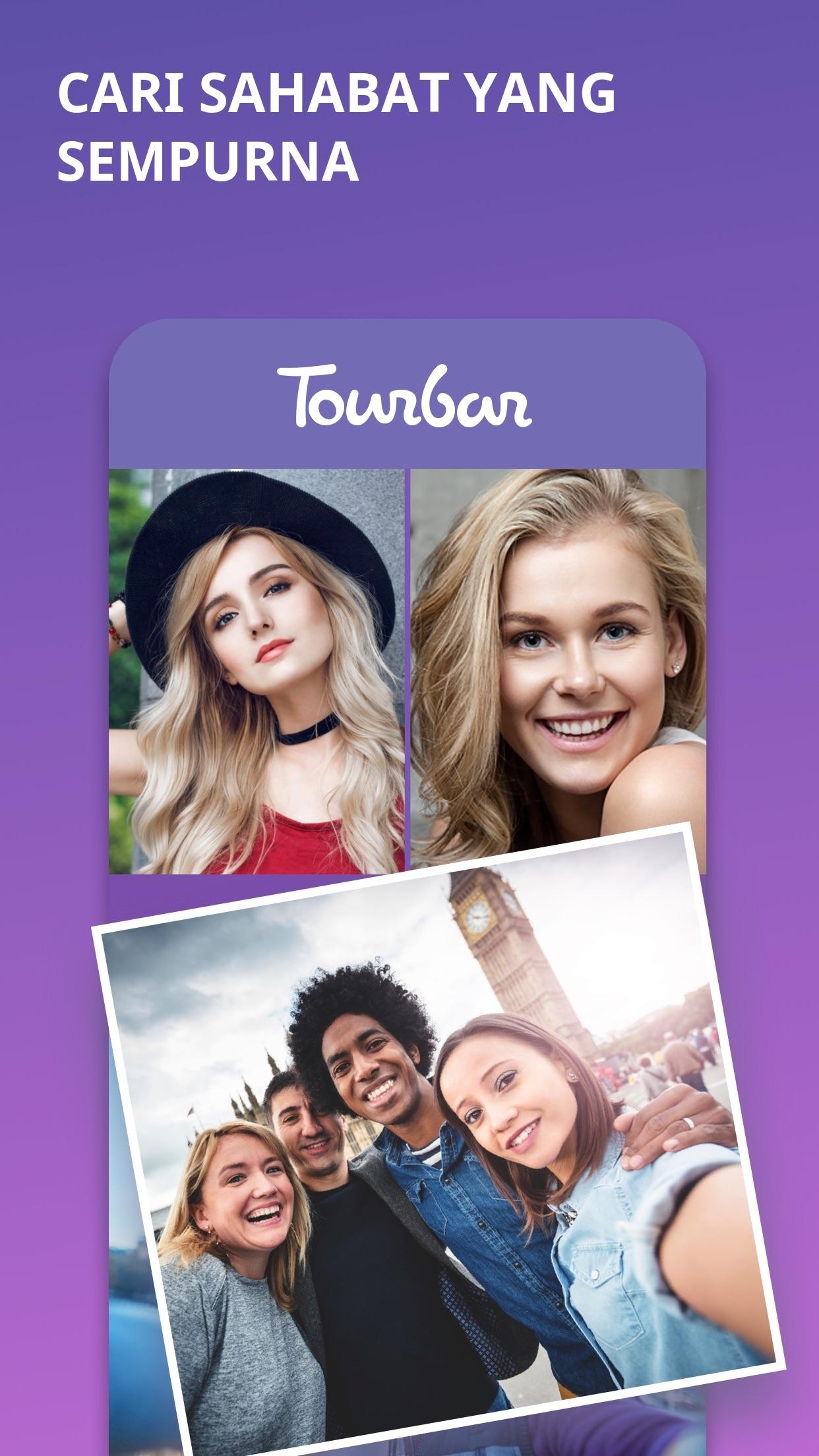Tourbar - Bertemu dan perjalan Screenshot