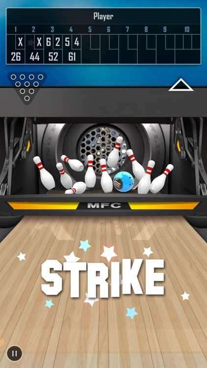 Bowling 3D Pro - by EivaaGames screenshot-0
