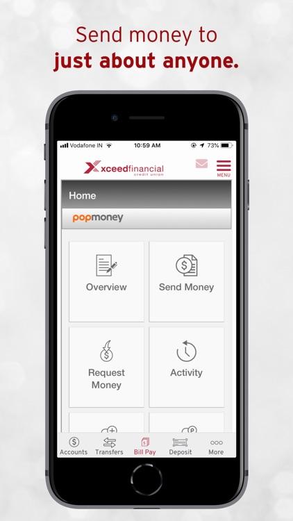Xceed Online Mobile screenshot-3