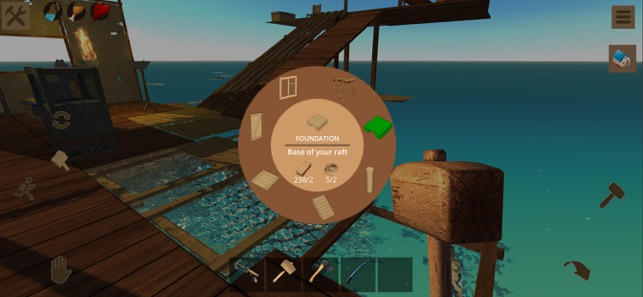 ‎Oceanborn : Survival on Raft Screenshot