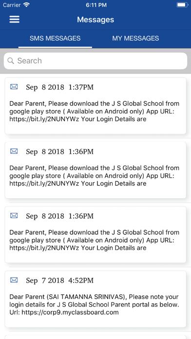 JS Group of Schools Parent screenshot 5