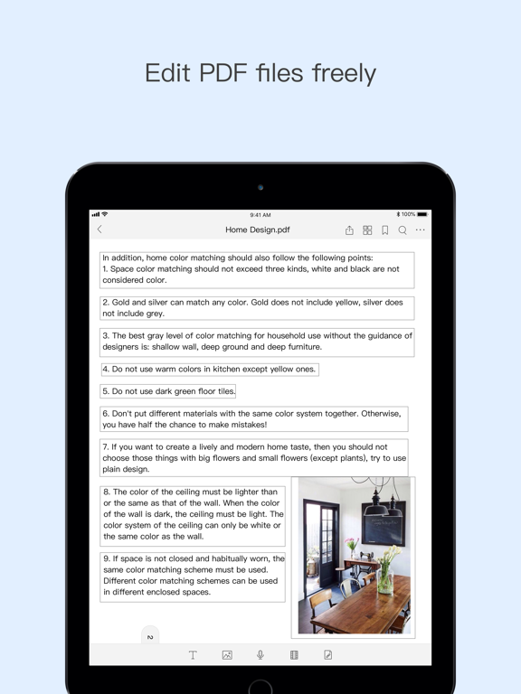 Foxit PDF - PDF reader, editor, fill forms, sign document screenshot