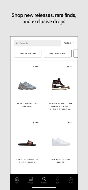 GOAT - Shop Sneakers on the App Store