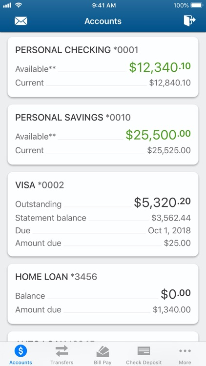 Aloha Pacific FCU screenshot-1