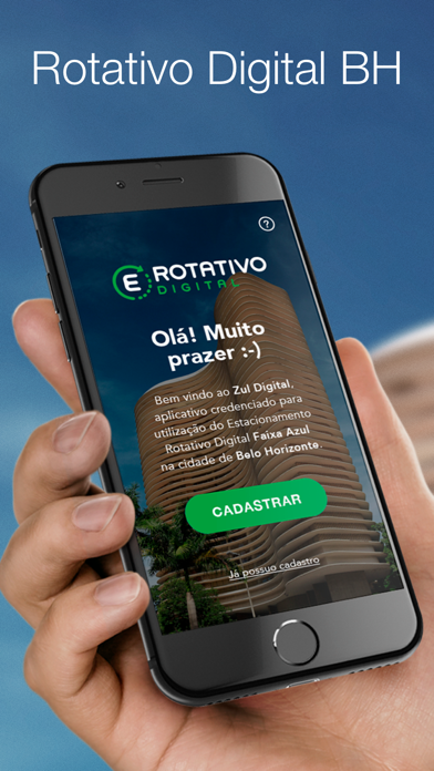 ZUL: Rotativo Digital BH screenshot one