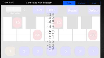 Cavit Scale screenshot two