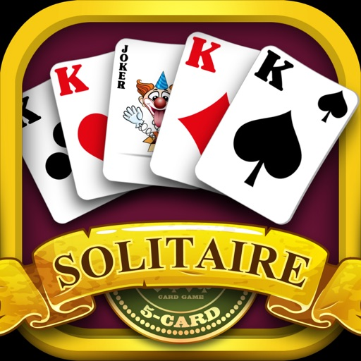 5-Card Solitaire: Match Cards icon