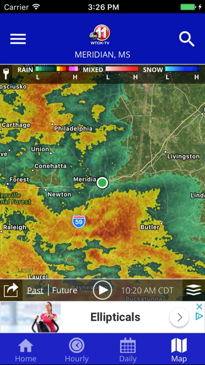 WTOK Weather screenshot-2