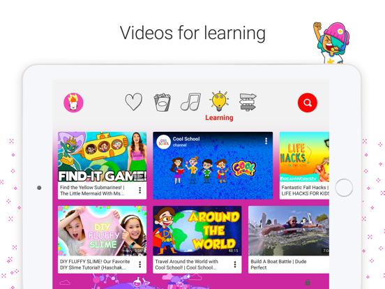 YouTube Kids-ipad-2