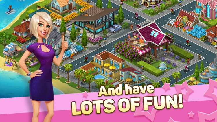 SuperCity: My Town Life Sim screenshot-8