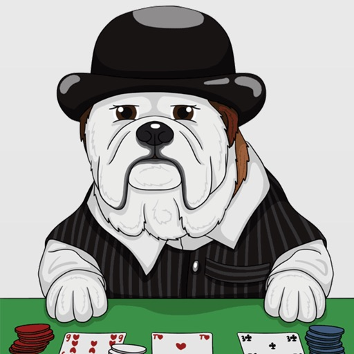 CaramelMoji - Bulldog Stickers