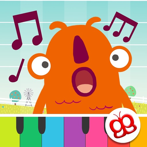 Kids Music Factory icon