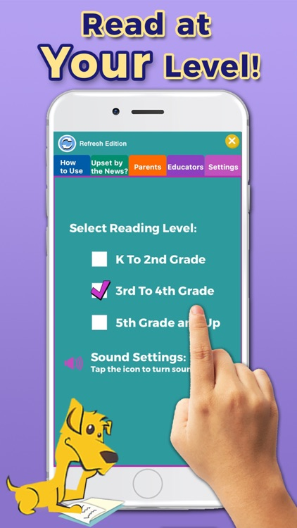 News-O-Matic: Reading for Kids