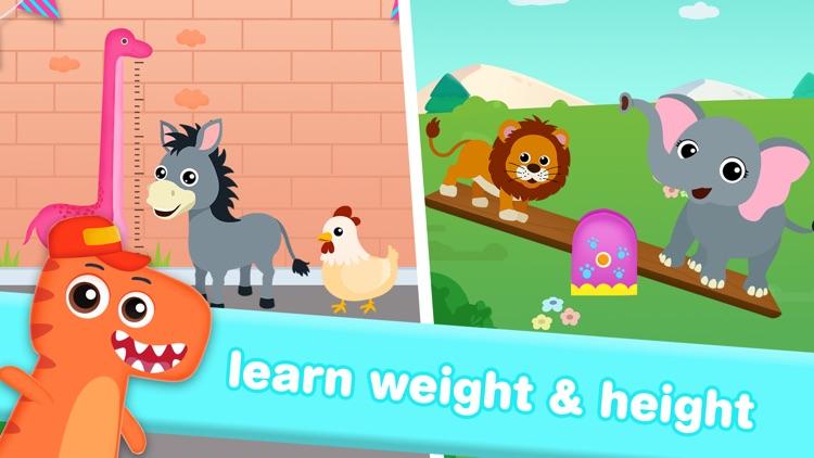 Dino Preschool Learning Games screenshot-3
