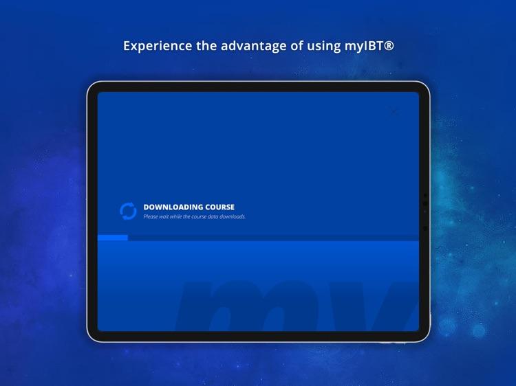 myIBT screenshot-3