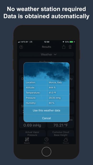 Air Density & Altitude: AirLab