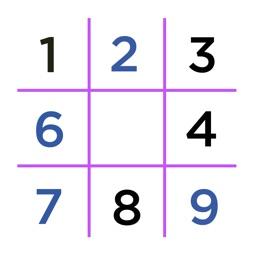 Sudoku (Soduko) Classic Puzzle