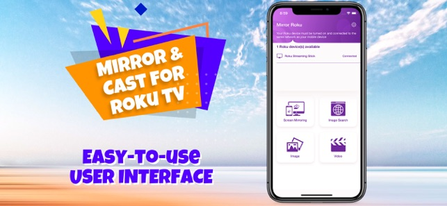 Mirror For Roku - Screen Share on the App Store