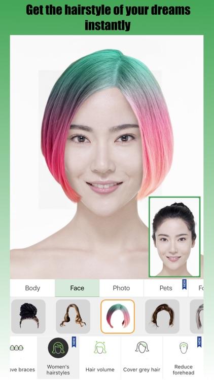 Retouch Me: Body & Face Editor screenshot-6