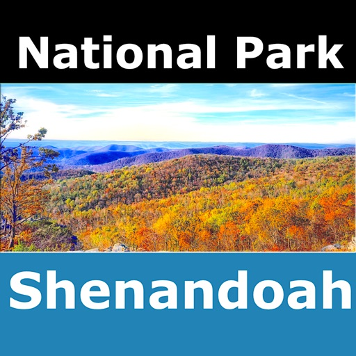 Shenandoah National Park_ GPS