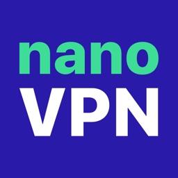 Nano VPN: Fast & Secure Proxy