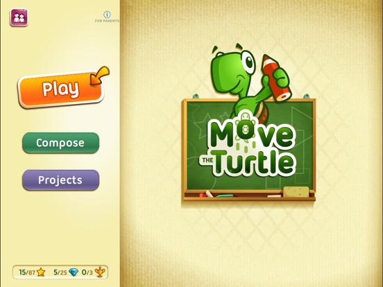 Move the Turtle. Learn to codeのおすすめ画像2
