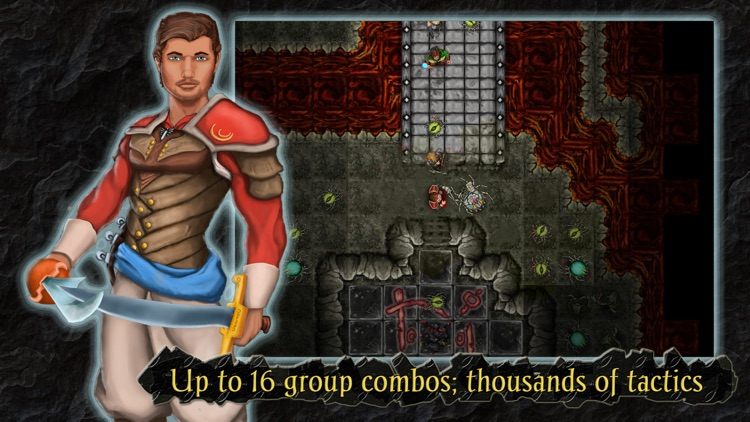 Heroes of Steel RPG Elite screenshot-0