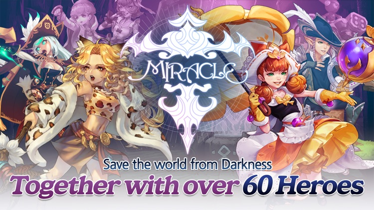 Miracle: Heroes of Dimension