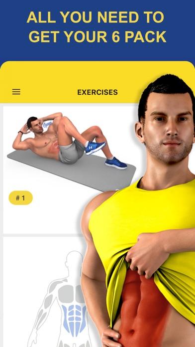 Abs Workout Screenshot 1