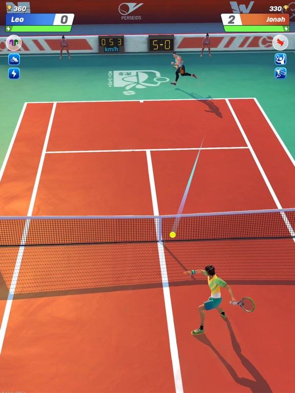 プロテニス対戦: ゲームオブチャンピオンズのおすすめ画像1