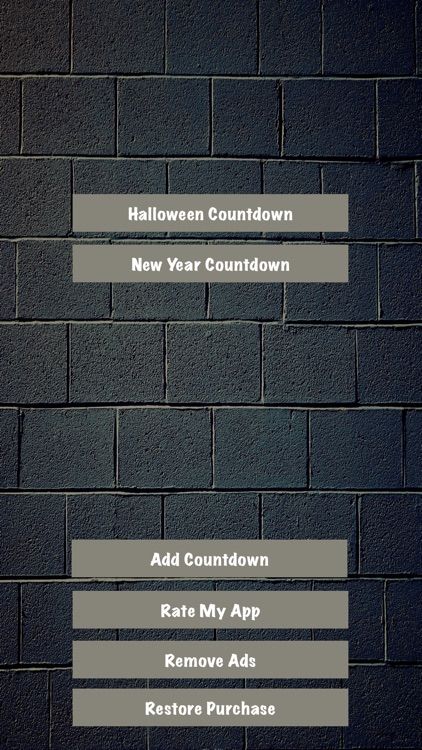 Halloween Countdown !
