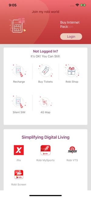 My Robi on the App Store
