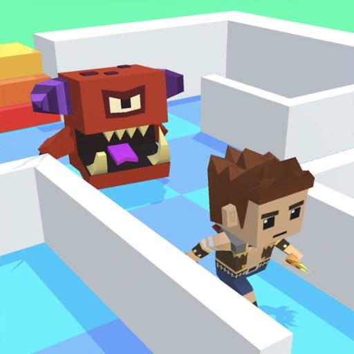 Monster Maze 3D