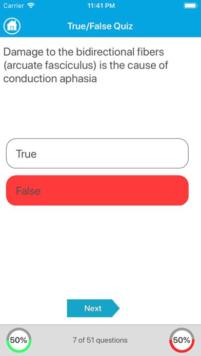 Neurology Quiz screenshot 3