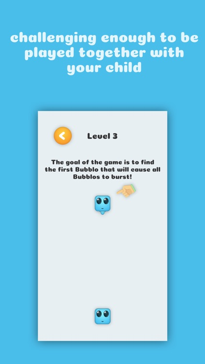Bubblo World: Toddlers Puzzles