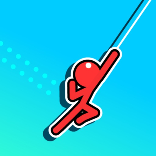 Download Stickman Hook free for iPhone, iPod and iPad