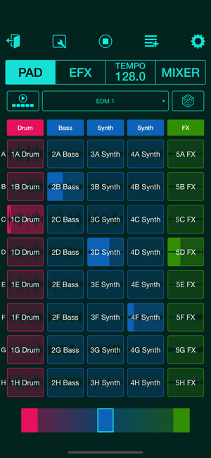 ‎Yamaha Synth Book Screenshot