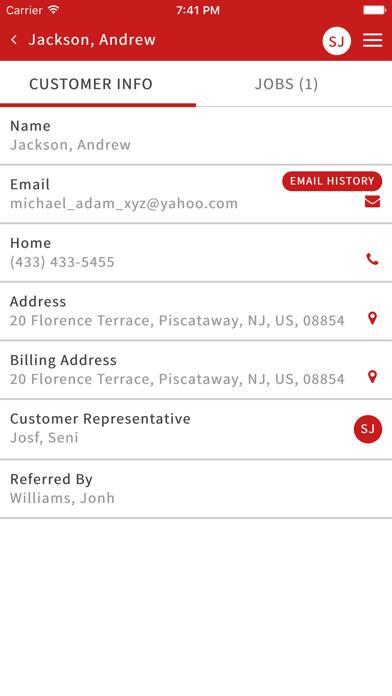 JobProgress screenshot three