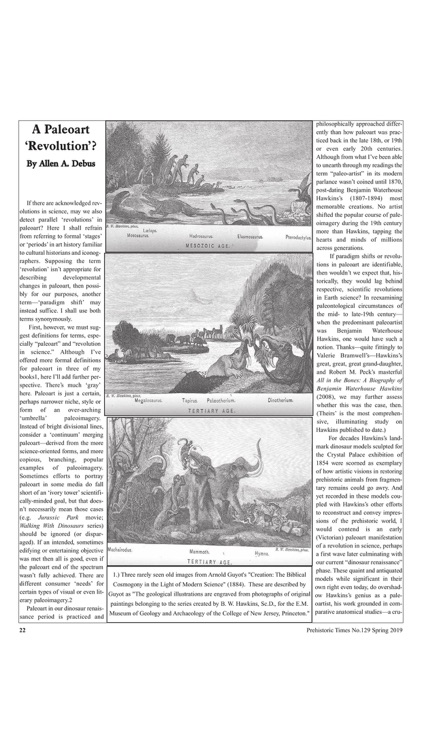 Prehistoric Times Magazine screenshot-4