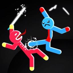 Stickman War Fighting Game
