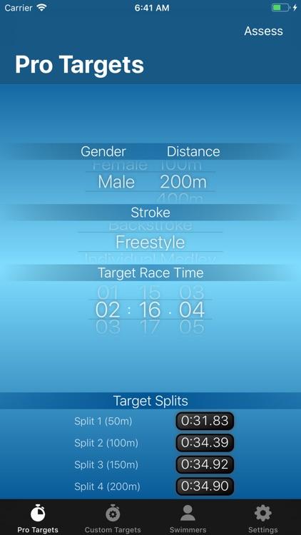 Swim Splitz screenshot-0