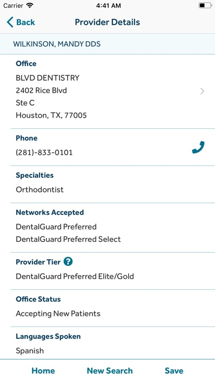 GUARDIAN® Providers & ID Card screenshot-4