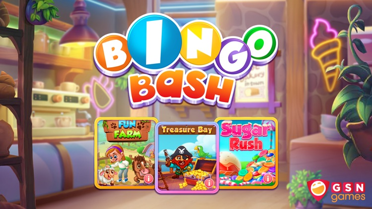 Bingo Bash: Live Bingo & Slots screenshot-0